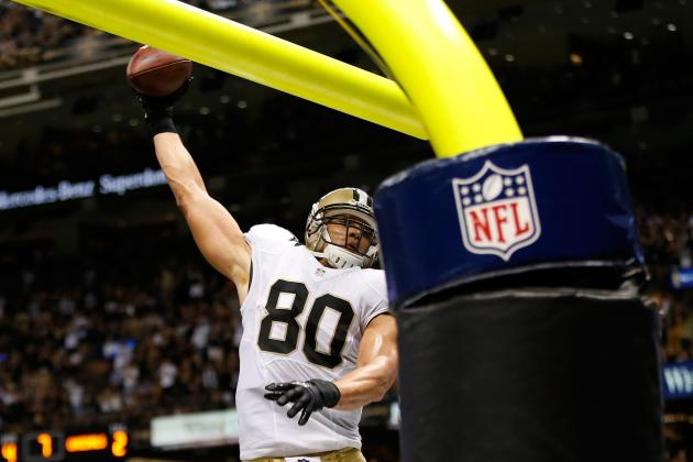 2013 Fantasy Football Tight End Rankings: NFL Week 4