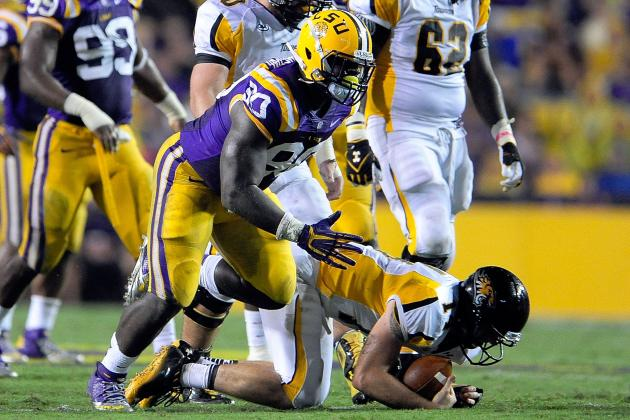 LSU's Banged-Up Stars Trai Turner, Anthony Johnson Will Start vs. Georgia