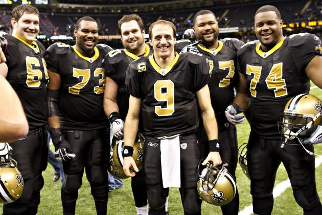 New Orleans Saints Offensive Line Personnel Struggling with Soft Play