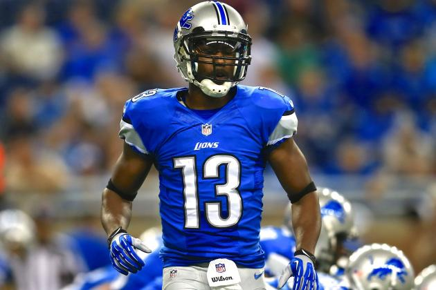 Nate Burleson Injury: Updates on Lions WR's Arm Surgery After Car Accident
