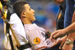 O's Manny Machado Suffers Gruesome Injury