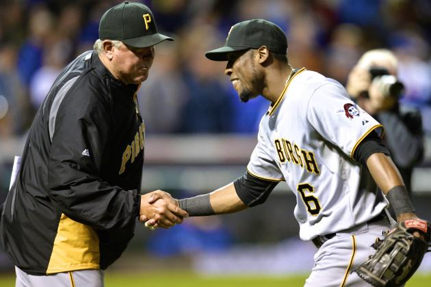 Pirates Clinch First Playoff Berth in 21 Years with 2-1 Win over Cubs
