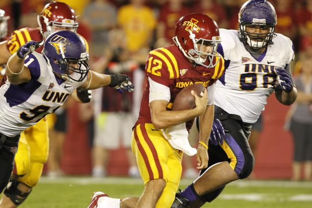 How Badly Could Sam Richardson's Lingering Ankle Injury Hurt Iowa State?
