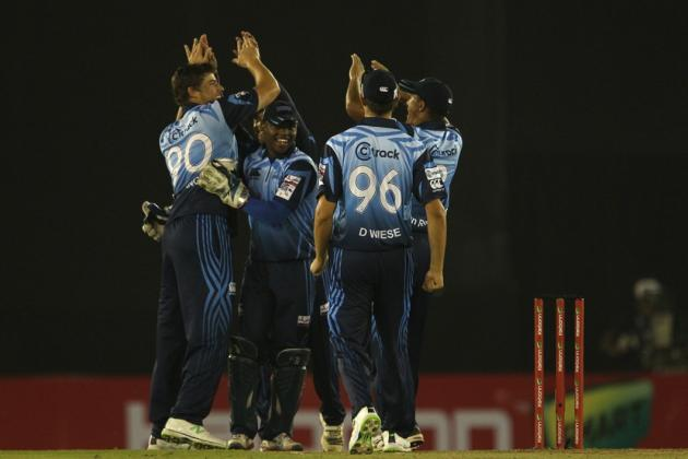 CLT20: Brisbane Heat vs. Titans Scorecard, Recap and More