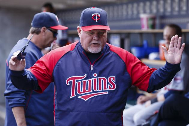 Minnesota Twins Manager Ron Gardenhire Two Wins Away from 1,000