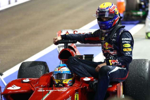 Why 10-Place Grid Penalty for Mark Webber Isn't the Right Punishment