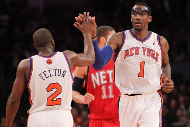 Felton: Stoudemire to Rest During Training Camp