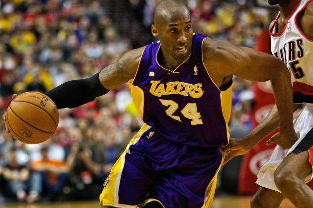 Lakers Not Talking Extension with Kobe