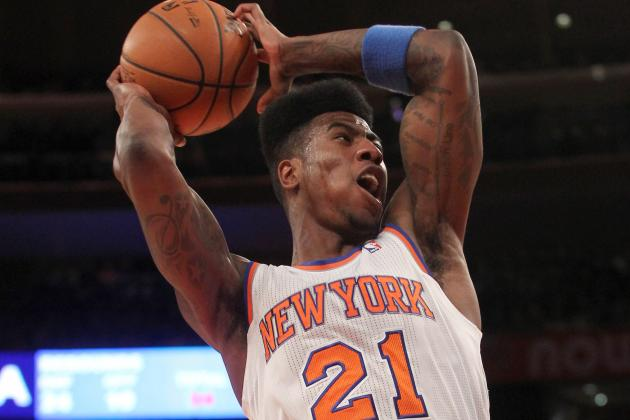 Why Iman Shumpert Will Determine NY Knicks 2013-14 Playoff Ceiling