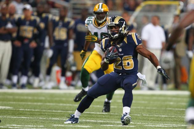 Daryl Richardson's Updated 2013 Fantasy Outlook Heading into Week 4