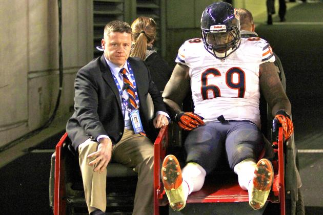 What's Next for the Chicago Bears After Henry Melton's Torn ACL?