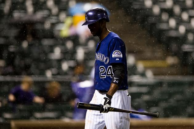 Rockies' Dexter Fowler May Sit out Rest of Season Due to Injury
