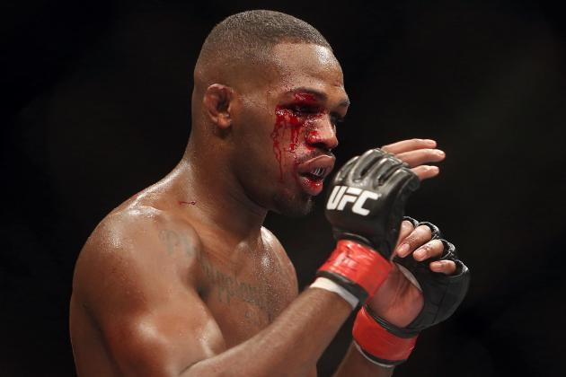 UFC 165 Medical Suspensions: Jon Jones, Alexander Gustafsson out 60 Days