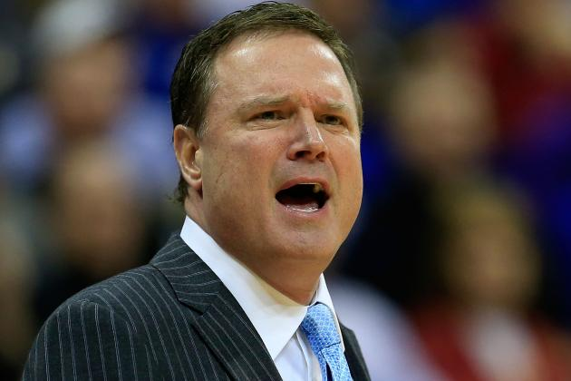 ESPN: Bill Self Top Coach for NBA