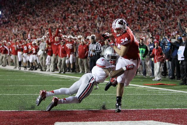 Wisconsin Badgers vs. Ohio State Buckeyes Betting Odds Preview, Prediction
