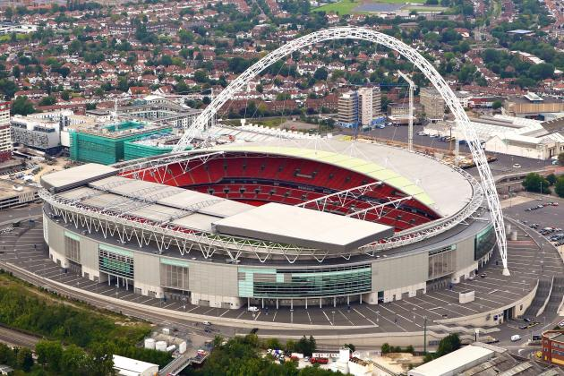 Wembley Stadium Officials Desire Hosting London NFL Franchise and Super Bowl