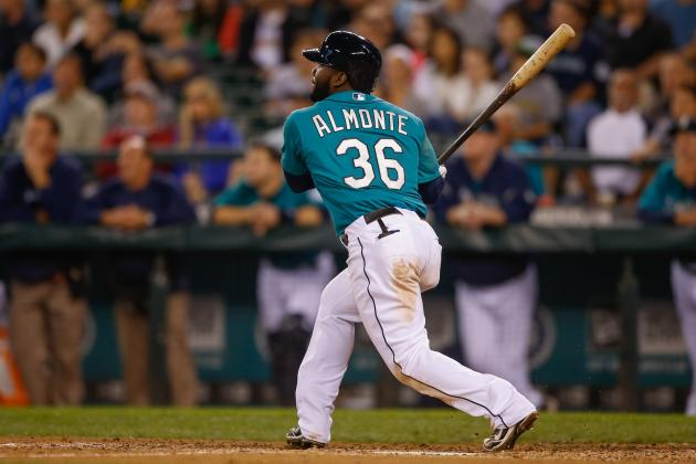 Safe to Say, Almonte Makes Strong First Impression