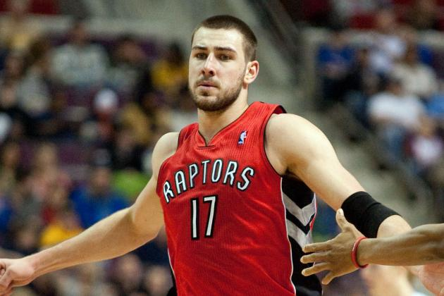 Will Valanciunas Break Out in His Sophomore Season?