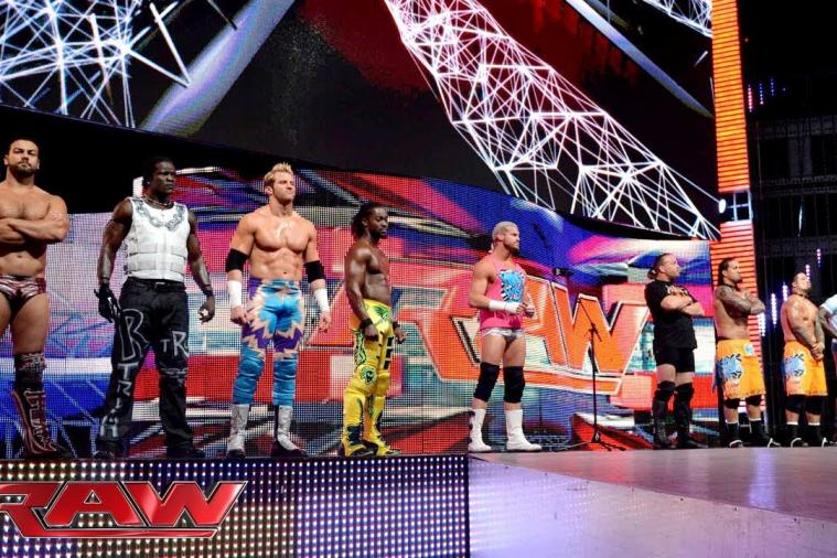 WWE Raw Handicap Match Highlights Need for More Stars to Join Triple H's Regime