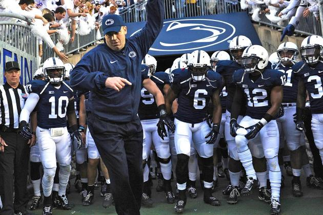 Penn State Football Scholarship Penalties Reduced by NCAA