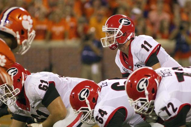 LSU vs. Georgia: Can Dawgs Offensive Line Handle Vaunted Tigers D?