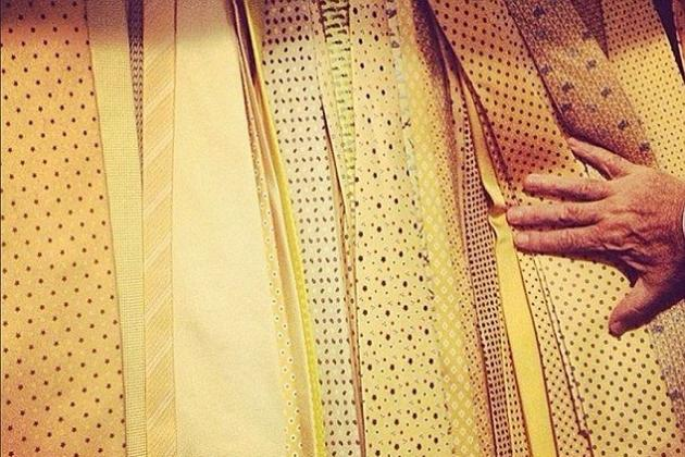 Which Club Chief of a Top-Flight European Side Has THIS Many Yellow Ties?
