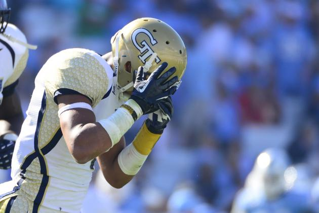 Georgia Tech's Isaiah Johnson to Miss Season After Surgery