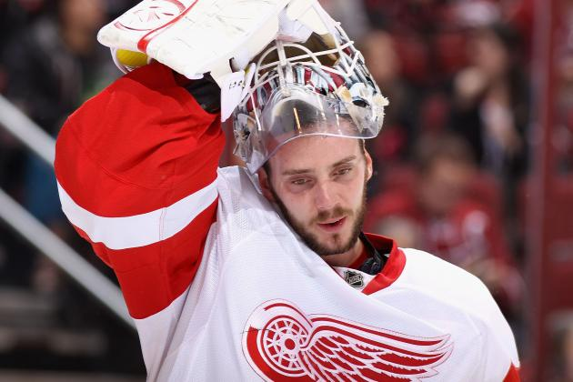 Holland: Gustavsson (Groin) Could Miss 3-4 Weeks