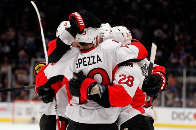 Ottawa Senators Look to Go Far in 2013-14 Season with Healthy Lineup