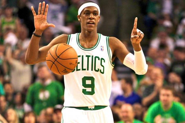 Boston Celtics GM Danny Ainge Suggests Rajon Rondo Will Return in December