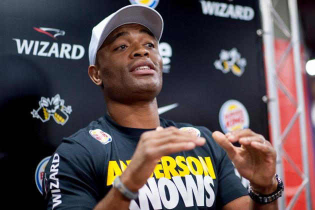 Anderson Silva Wants Roy Jones Jr. After UFC 168: