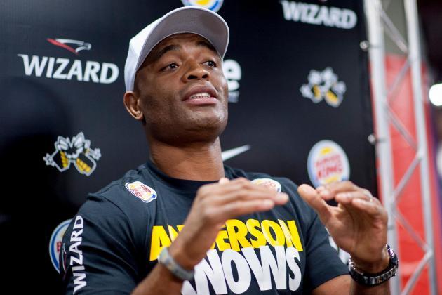 Anderson Silva Wants Roy Jones Jr. After UFC 168: