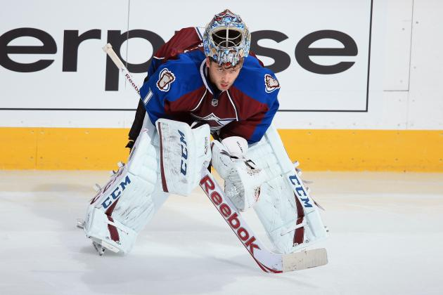 Varlamov Very Excited to Work with Patrick Roy, Goalie Coach Francois Allaire
