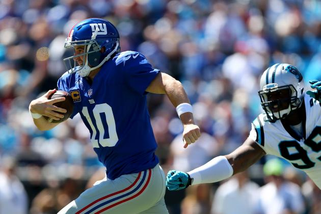 New York Giants: Eli Manning Is Under Fire Heading into Week 4
