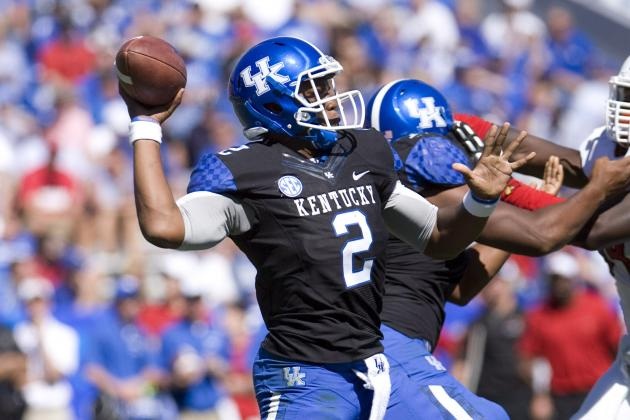Kentucky Begins Preparations for No. 20 Florida