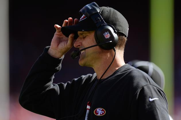 Harbaugh Sums Up Loss: 'Football's Not Easy. There Are Struggles'