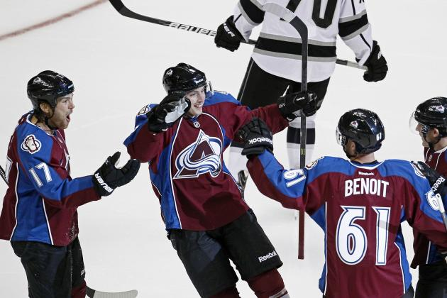 Avalanche's Andre Benoit Brings Additional Speed to Blue Line