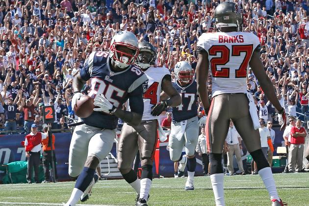 3 New England Patriots' X-Factors Primed for Big Week 4 Breakouts
