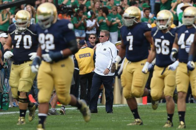 Notre Dame Football: Irish Defense Is Ready to Handle Oklahoma QB Blake Bell