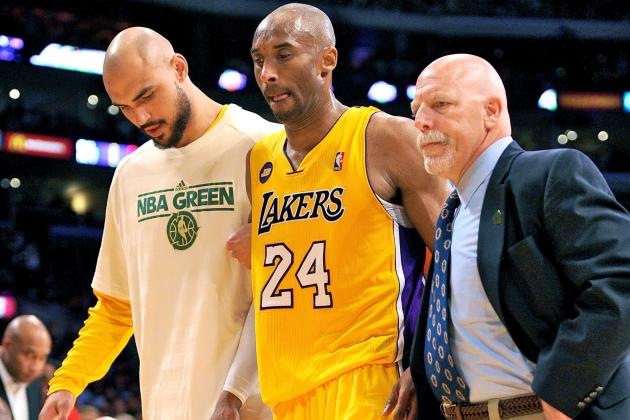 Balancing Loyalty to Kobe Bryant and Weighing Future Is Lakers' Biggest Task