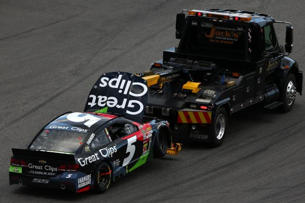 Kahne Not Hurt, Was Angry Title Hopes over