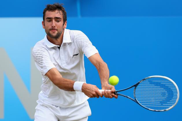 Marin Cilic Cited Wimbledon Injury to Cover Up Failed Drugs Test