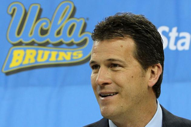 Boys' Basketball: Thomas Welsh Takes Recruiting Visit to UCLA