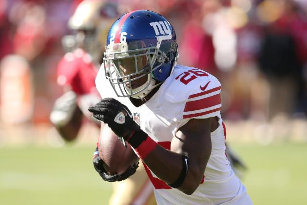 Giants' Antrel Rolle on WFAN: 'We're Not Fighting for One Another'