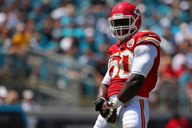 Justin Houston Emerging as One of NFL's Elite