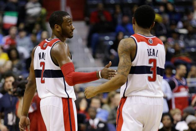 Is John Wall-Bradley Beal Pairing the Next Great NBA Backcourt of the Future?