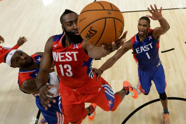 Report: Toronto to Host 2016 NBA All-Star Game