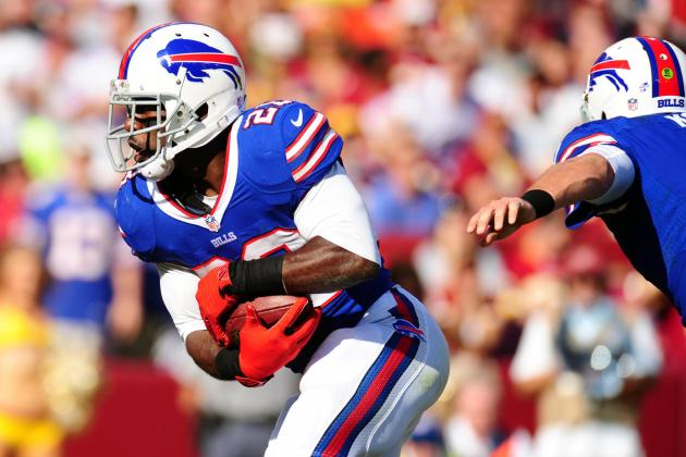 C.J. Spiller: Defenses Daring Buffalo Bills to Pass More
