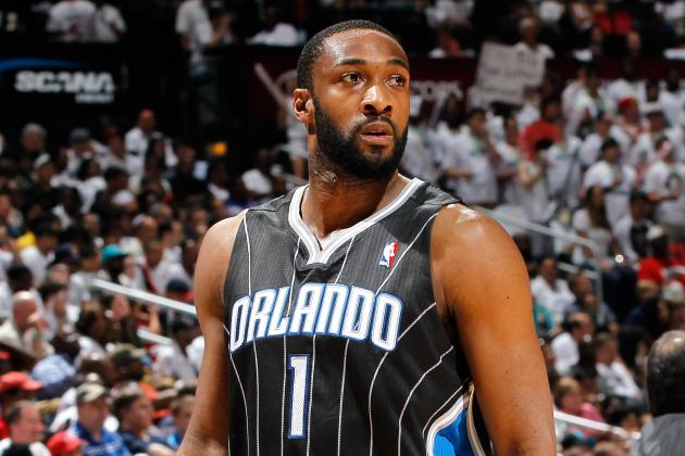 Gilbert Arenas Planning to Play in China Again for 2013-14 Season