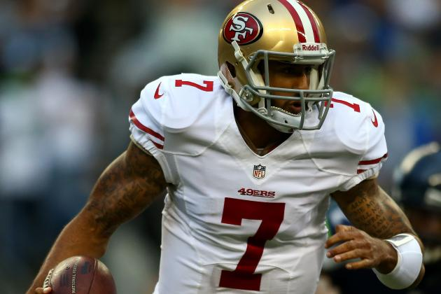 Colin Kaepernick Favorites the Haters on Twitter